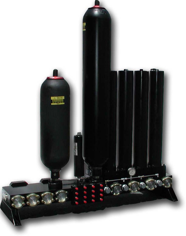 Hydraulic Service Manifolds   (HSM)   Shore Western